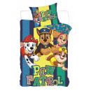 hurtownia Produkty licencyjne: Pościel dziecięca Psi Patrol 100 × 135 cm, 40 × 60
