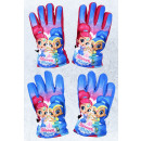 Shimmer and Shine kids' gloves