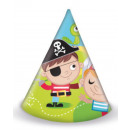 Pirates Treasure Hunt, Pirate Party Hat, Pickaxe