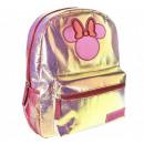 DisneyMinnie torba na modę, torba jasna, brokatowa