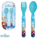 Cutlery Kit - 2 pieces Disney frozen