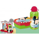 Sandwich Box & Aluminium Water Bottle Set Disn