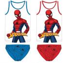 Koszulka Spiderman + zestaw spodni 104-134 cm
