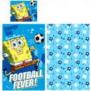 Kinder Bettwäsche SpongeBob 90 x 140 cm, 40 x 55 c