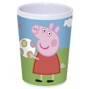 Peppa Pig glass melamine