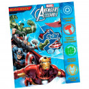 Avengers, wrekers sticker set