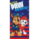 Paw Patrol , Mancs Patrol Badetuch, Handtuch