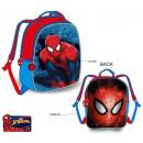 Backpack, Spiderman Bag, Spider Man 32cm