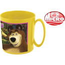 Micro mug, Masha and the Bear