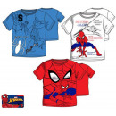 T-Shirt per bambini Spiderman, Top 3-8 anni