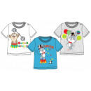 Crazy Melodies Baby T-Shirt, Top 3-24 Months