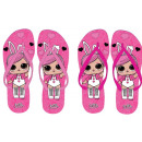 LOL Surprise Kids Slippers, Flip-Flop 26-33