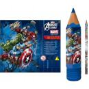 grossiste Stylos et crayons: Avengers, Avengers  crayons de couleur 8-pièces