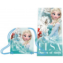 Disney Frozen  Towel & Bag Toernooi Set