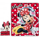 Polar Bettdecke  Disney Minnie 120 * 140 cm