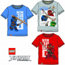 Top T-shirt for kids LEGO Ninjago 4-10 years