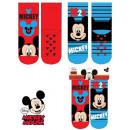 DisneyMickey Kids anti-slip socks 23-34