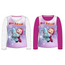 Masha and the bear kid long sleeve t-shirt 98-128