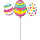 Ostern, Ostern Mini Folienballons