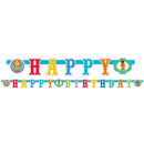 Fisher-Price Happy Birthday inscription 180 cm