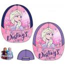 Disney Dziecięca czapka z daszkiem Ice Magic 52-54