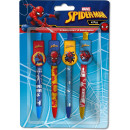 Pen Set 4 Spiderman , Spiderman