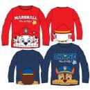 hurtownia Produkty licencyjne: Koszulka dziecięca Długi , top Paw Patrol , Manc