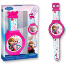 relojes de pared Disney Frozen, congelado 47cm