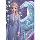 Disney Ice Magic Fleece Bettdecke 100 * 140 cm