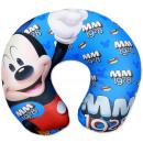 Großhandel Reiseartikel: Disney Mickey Reisekissen, Nackenkissen