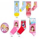Calcetines para niños Disney Princess , princesas