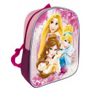 Backpack, bag DisneyPrincess , Princesses 27 cm