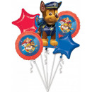 wholesale Party Items: Paw Patrol Foil Balloons Set of 5