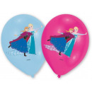 Disneyfrozen , Ice magic balloon, balloons 6 pcs