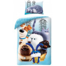 The secret life of little pets is bed linen 140 ×