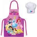 Disney Princesses Children's Apron Set of 2