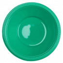 wholesale Gifts & Stationery: Plastic plate 10 pieces of Festive Green