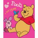 Polár takaró Disney Winnie the Pooh, Micimackó