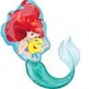 DisneyPrincess , Princess Foil Balloons 86 cm