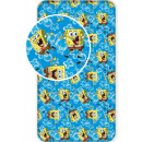 Sponge Bob Fitted Sheet 90 * 200 cm