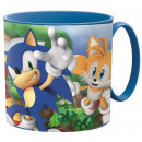 wholesale Household & Kitchen: Sonic , the hedgehog Micro mug 265 ml