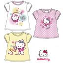 Camiseta del bebé,  la parte superior Hello Kitty