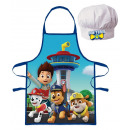Paw Patrol Kids Apron 2-Piece Set