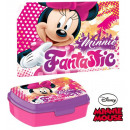 Sandwich Box + asciugamano impostati Disney Minnie
