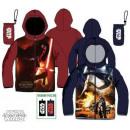 giacca a vento allineati Star Wars 4-10 anni