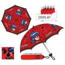 Kid's Folding Umbrella Miraculous Ladybug