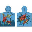 Ponczo plażowe Spiderman 60 * 120 cm