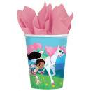 Nella The Princess Knight paper cup 8 pcs