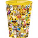 ingrosso Altro: vetro Emoji, plastica 260 ml