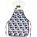 Children's apron set of 2 pieces Star Wars